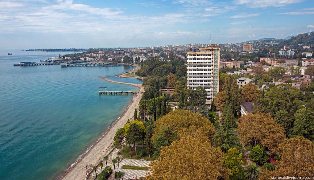 В Абхазии решали, как готовиться к курортному сезону