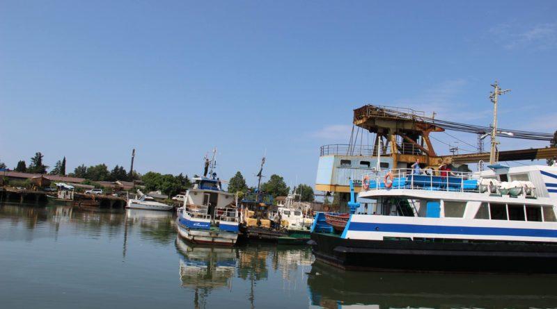 Сухумский грузовой морской порт
