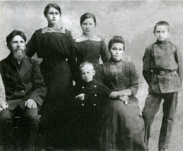 семья игумнова в абхазии