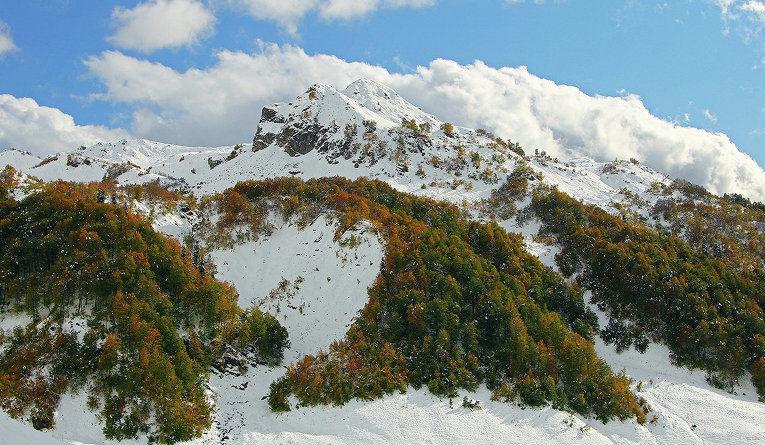 Зимний туризм в Абхазии