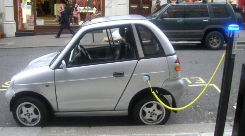 Электромобили в Абхазии. Актуально или нет?