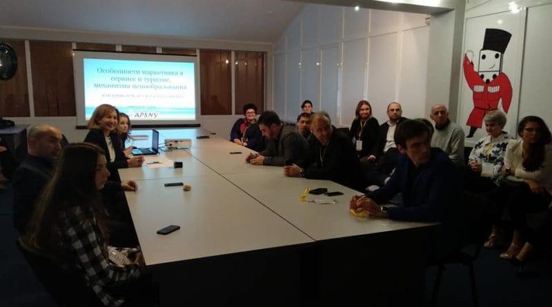 """В Сухуме успешно проходит  туристический форум -выставка """"Visit Apsny"""""""