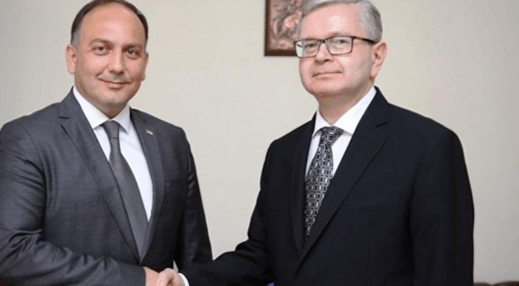посол россии в абхазии