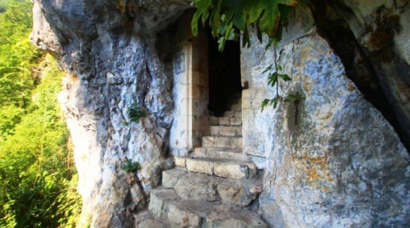 Симон Кананит- главный святой Абхазии