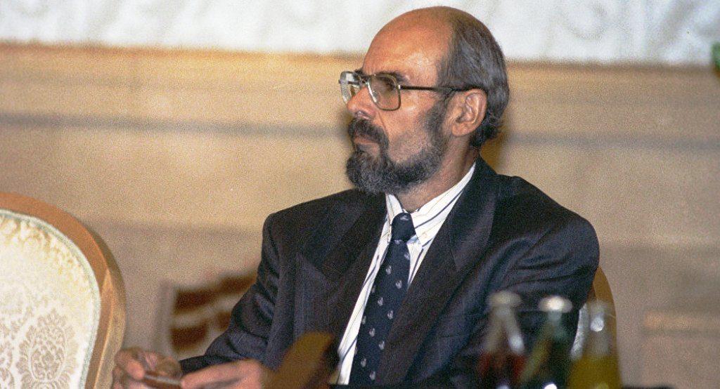 юрий воронов ученый и политик