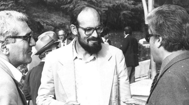 Русский ученый и абхазский политик  Юрий Воронов