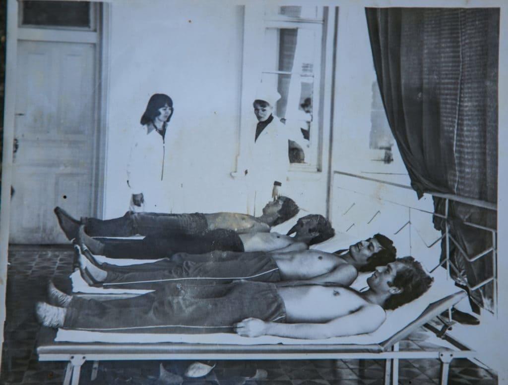 лечебные процедуры в санатории смецкого