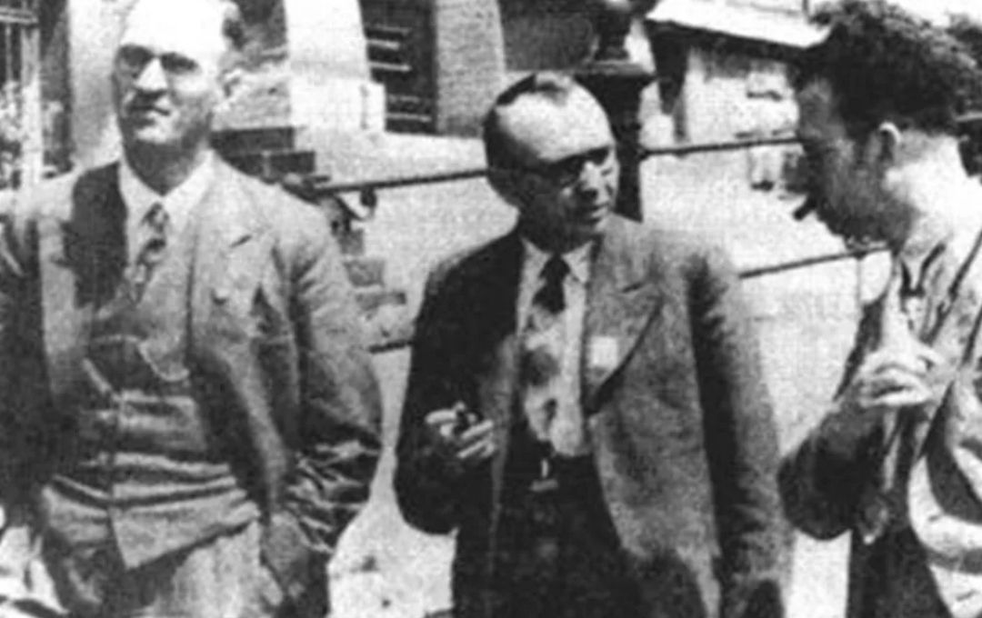 курт дибнер немецкий физик ядерщик в абхазии в агудзере