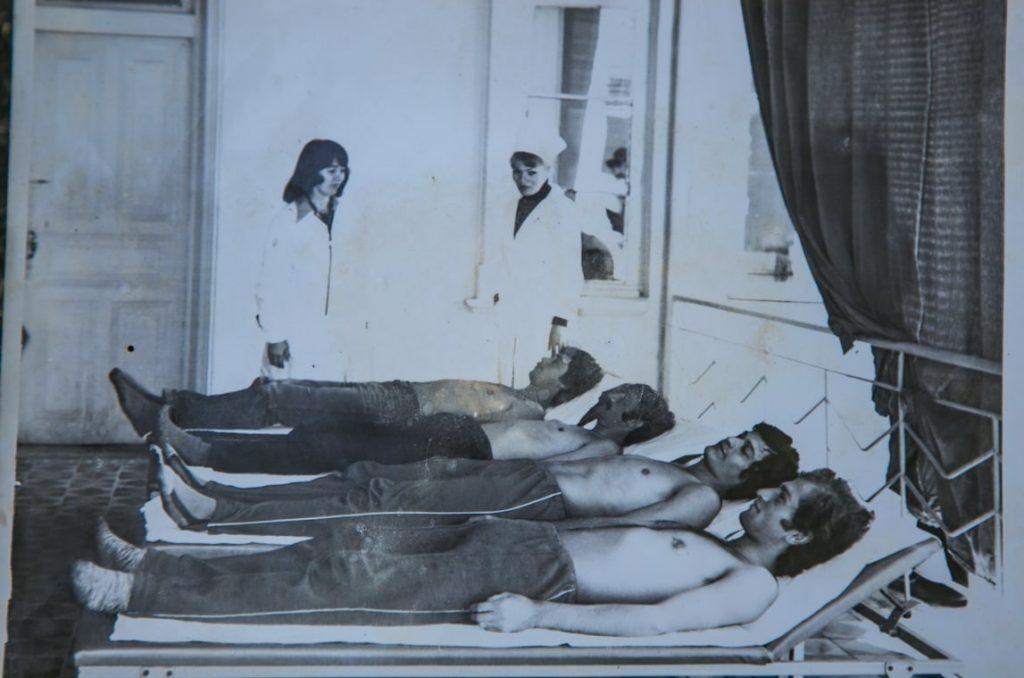 лечение в санатории смецкого при ссср
