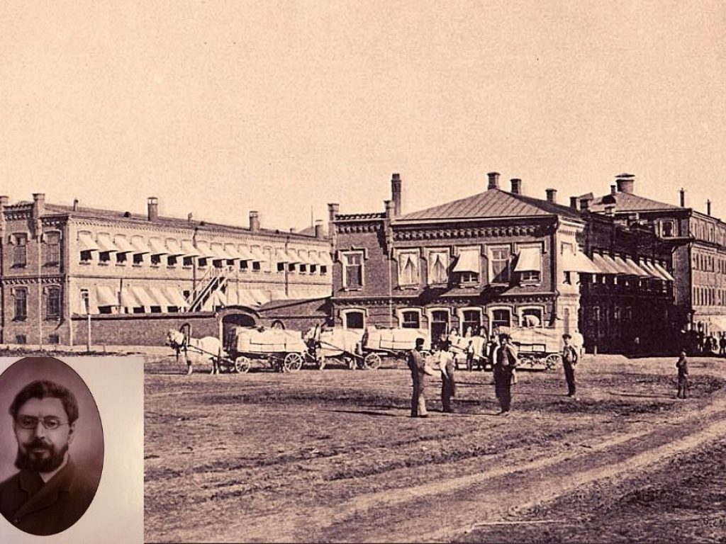 владимир асмолов и его табачная фабрика